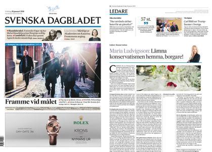 Svenska Dagbladet – 19 januari 2019