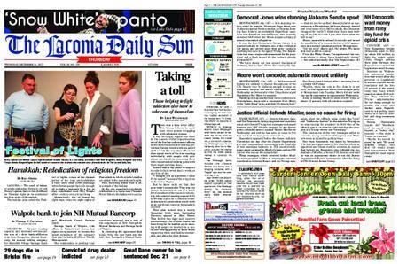 The Laconia Daily Sun – December 14, 2017