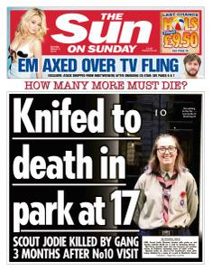 The Sun UK - 3 March 2019