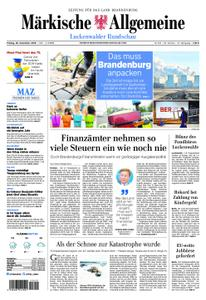 Märkische Allgemeine Luckenwalder Rundschau - 28. Dezember 2018