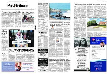 Post-Tribune – March 04, 2018