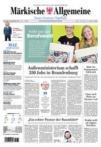 Märkische Allgemeine Neues Granseer Tageblatt - 24. September 2019