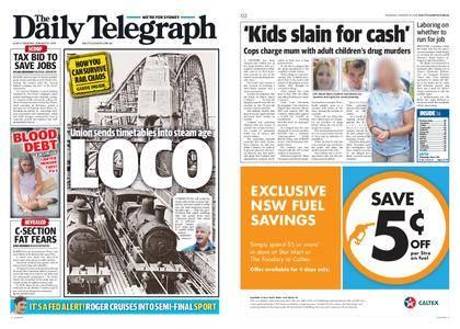 The Daily Telegraph (Sydney) – January 25, 2018