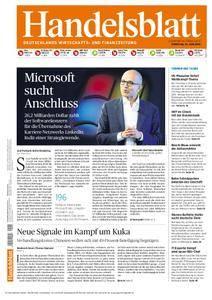 Handelsblatt - 14. Juni 2016