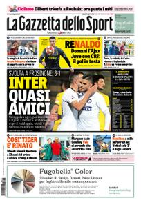 La Gazzetta dello Sport Roma – 15 aprile 2019