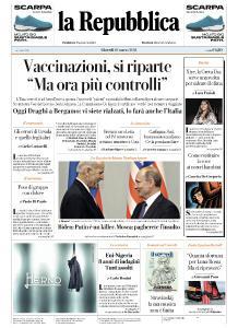 la Repubblica - 18 Marzo 2021