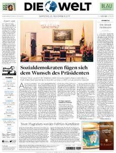 Die Welt - 25. November 2017