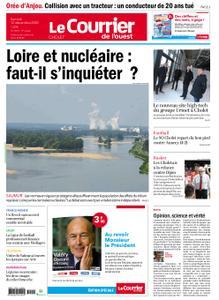 Le Courrier de l'Ouest Cholet – 12 décembre 2020