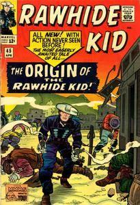 Rawhide Kid v1 045 1965 Punkrat