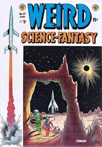 Weird Science Fantasy 024 (1954