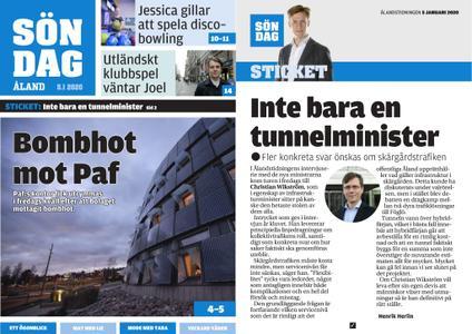 Ålandstidningen – 05 januari 2020