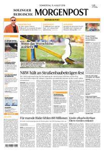 Solinger Morgenpost – 15. August 2019