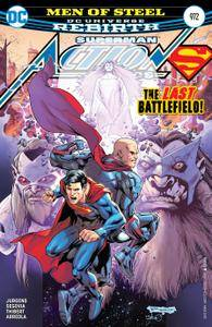 Action Comics 972 2017 2 covers Digital Zone-Empire