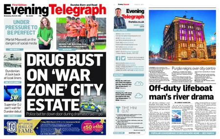Evening Telegraph First Edition – March 27, 2019