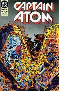 Captain Atom 039 1990