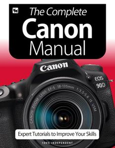 The Complete Canon Camera Manual – July 2020