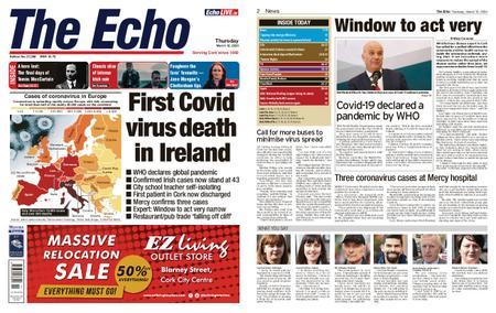 Evening Echo – March 12, 2020