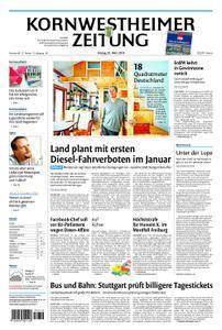 Kornwestheimer Zeitung - 23. März 2018