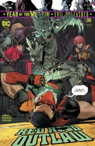 Red Hood-Outlaw 038 2019 Digital Oracle