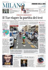 Corriere della Sera Milano – 09 giugno 2020