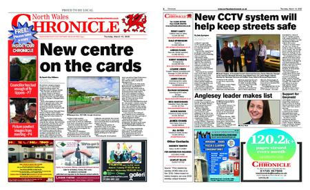 North Wales Chronicle – March 12, 2020