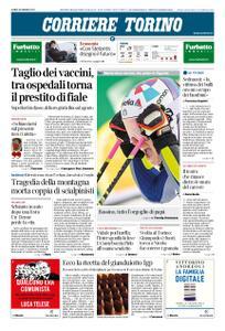 Corriere Torino – 18 gennaio 2021