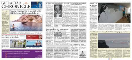 Gibraltar Chronicle – 09 August 2018