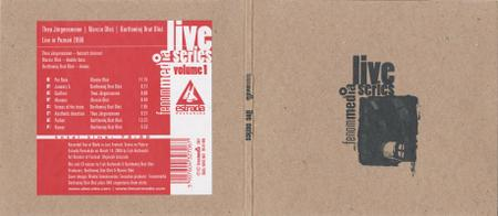Theo Jorgensmann & Oles Brothers - Live in Poznan 2006 (2006)