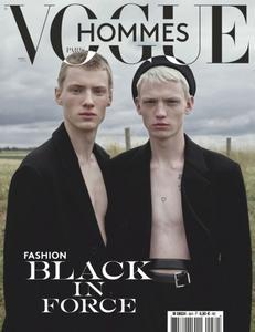 Vogue Hommes English Version - November 2019