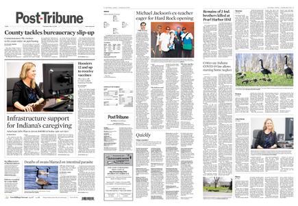 Post-Tribune – May 13, 2021