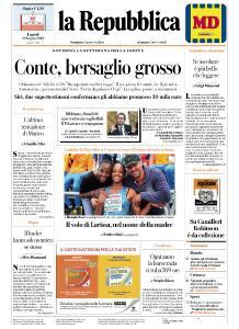 la Repubblica - 22 Luglio 2019
