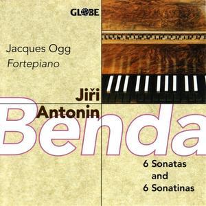 Georg Anton Benda - 6 Sonatas and 6 Sonatinas (Jacques Ogg) - 2006