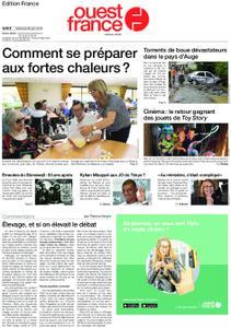 Ouest-France Édition France – 26 juin 2019