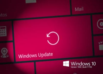 Windows 10 version 1809 Build 17763.437