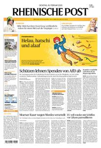 Rheinische Post – 18. Februar 2020