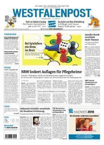 Westfalenpost Wetter - 27. Oktober 2017