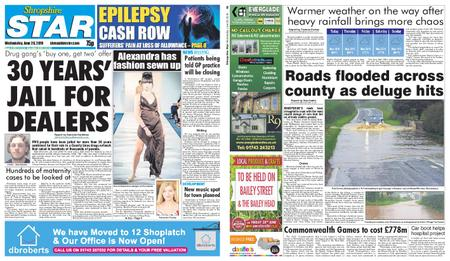 Shropshire Star Shrewsbury Edition – June 26, 2019