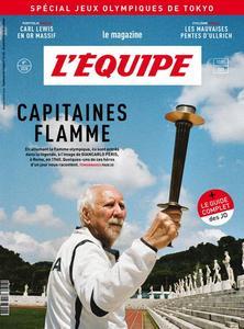 L'Equipe Magazine - 17 Juillet 2021