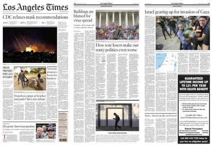 Los Angeles Times – May 14, 2021