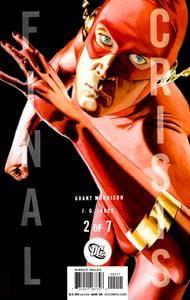 Final Crisis 02 (of 07) (2008) (both covers)
