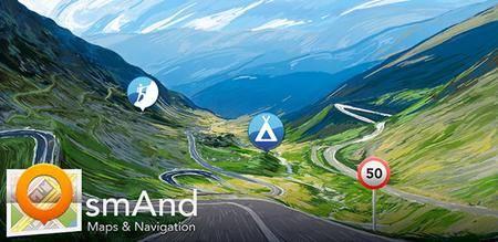 OsmAnd OsmAnd Plus Maps and Navigation v3.4.8