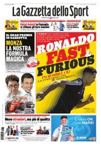 La Gazzetta dello Sport Bergamo – 07 settembre 2019