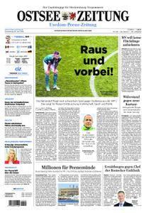 Ostsee Zeitung Wolgast - 28. Juni 2018