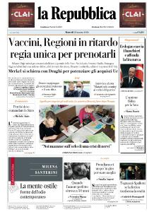 la Repubblica - 23 Marzo 2021