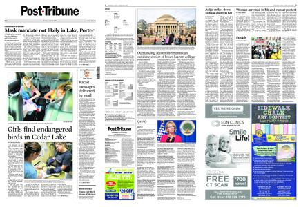 Post-Tribune – July 10, 2020