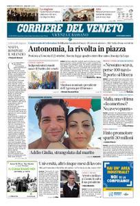 Corriere del Veneto Vicenza e Bassano – 18 ottobre 2019