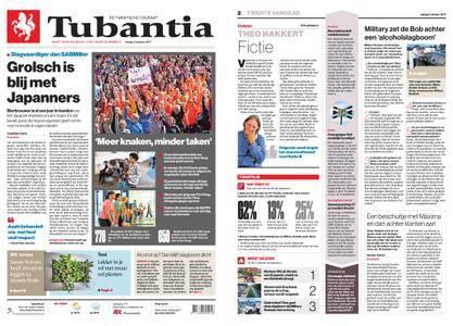 Tubantia - Enschede – 06 oktober 2017