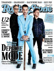 Rolling Stone France - mars 2017