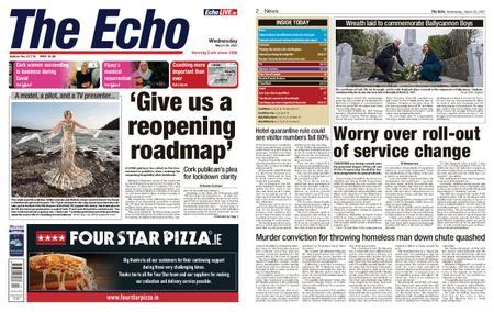 Evening Echo – March 24, 2021