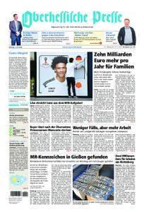 Oberhessische Presse Marburg/Ostkreis - 05. Juni 2018